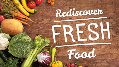 Win Fresh Food For Your Family!!